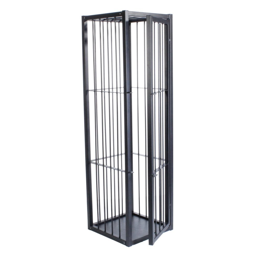 stehk fig stand up cage f r k fighaltung von stylefetish. Black Bedroom Furniture Sets. Home Design Ideas