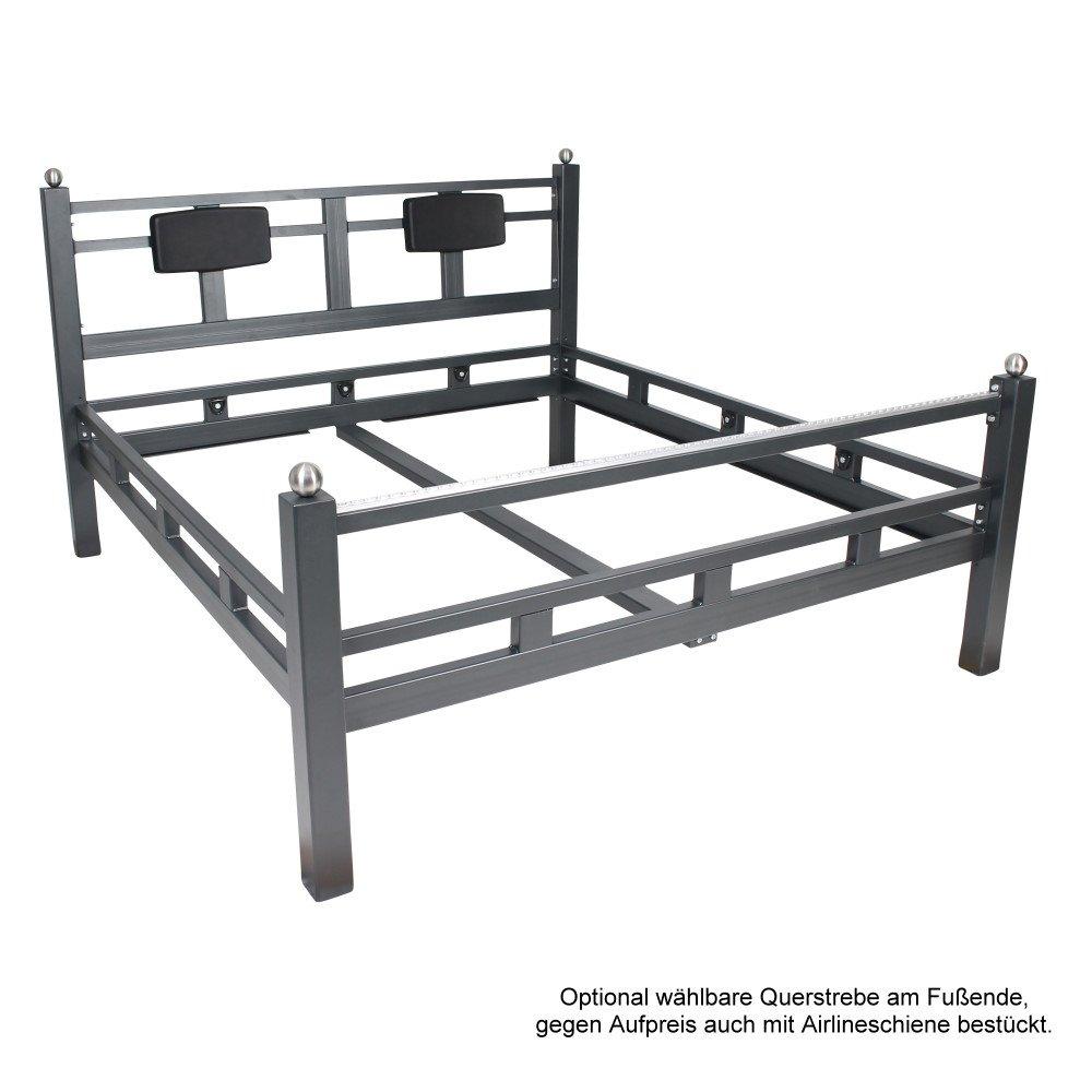 Stahlbett mit Himmel, solides BDSM Metall Himmelbett, 1.299,00 €