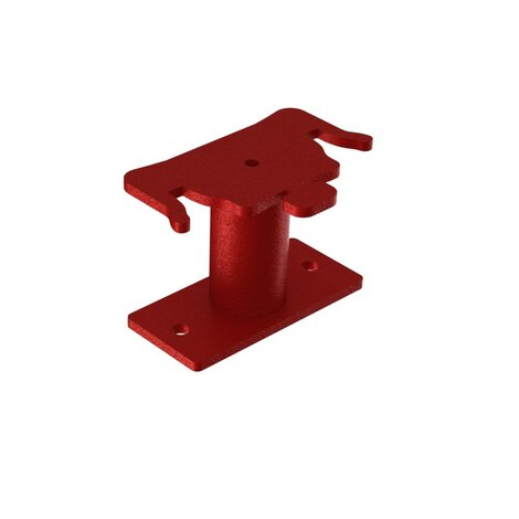 Warrior Latexmasken Adapter für kompakten Facesittingsitz